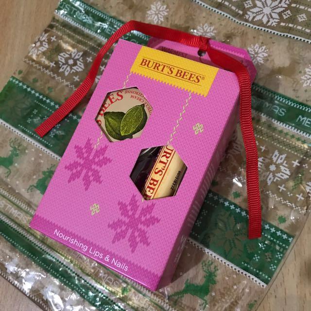Burt's Bees 聖誕節限定禮盒