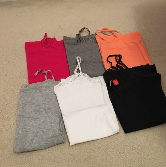 Camisoles (3 for $10)