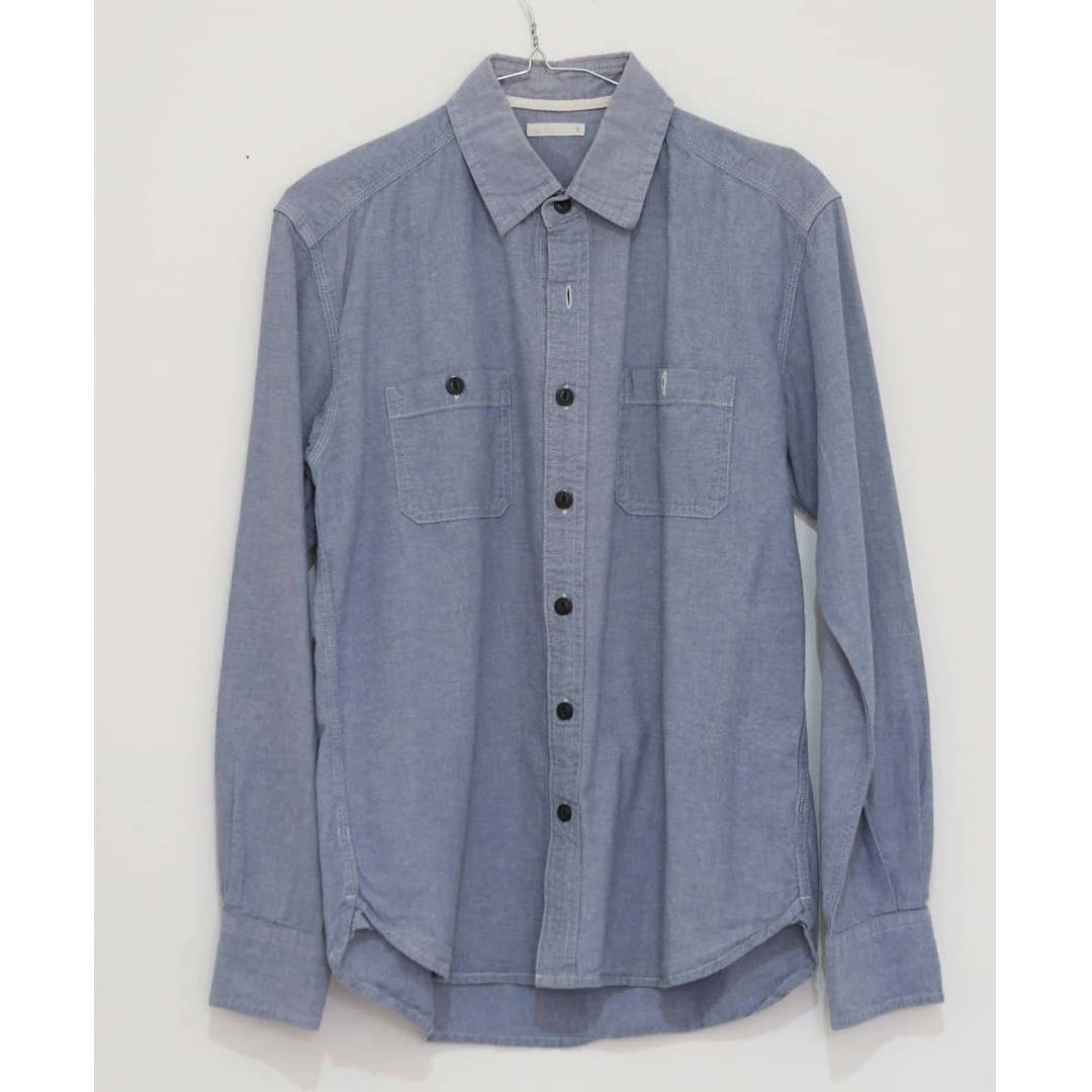 Chambray Uniqlo