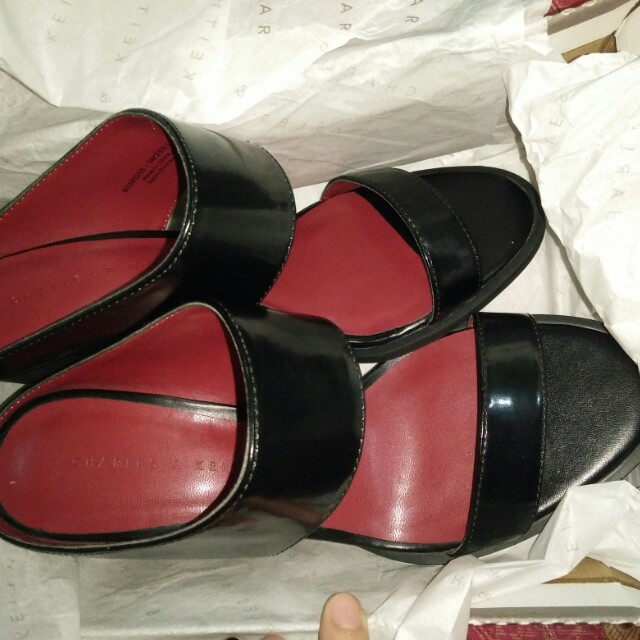 Charles n Keith size 36