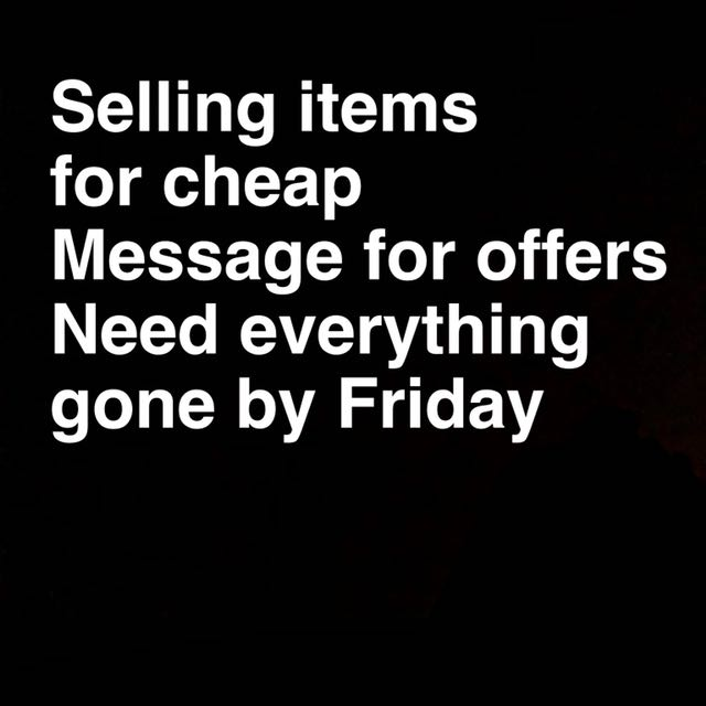 Cheap clothing