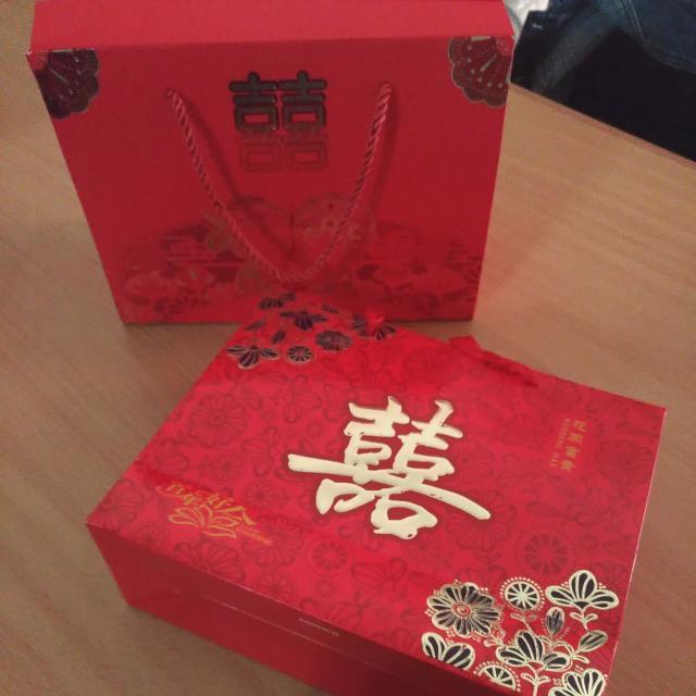 Chinese Paperbag