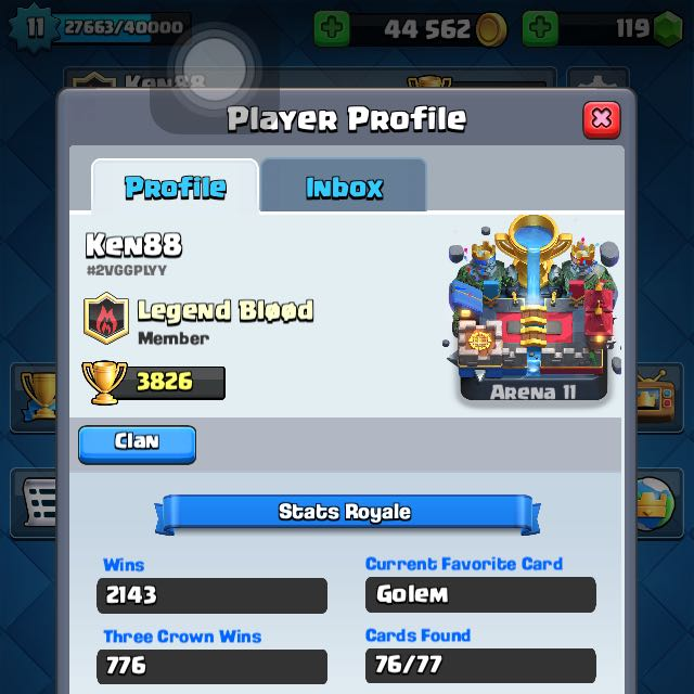 Clash Royale boost, Toys & Games, Video Gaming, Video Games