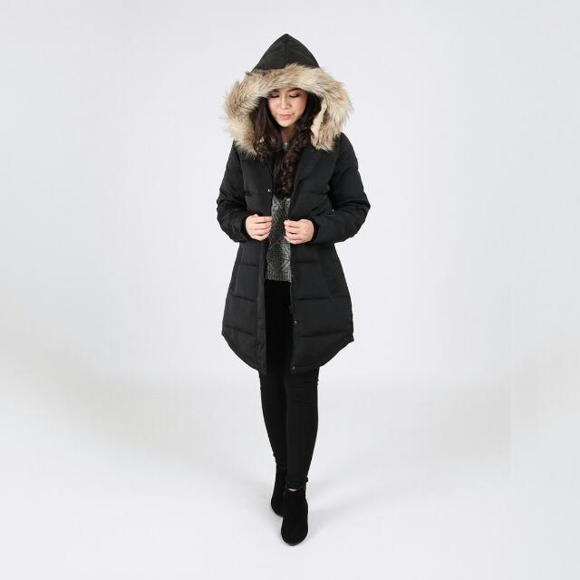 Coat Winter Bulu Angsa