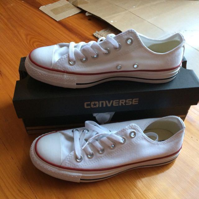 Converse All Star Low Cut Optical White