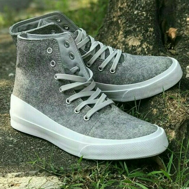 Converse CT HIGH *ash quantum ash grey suede*