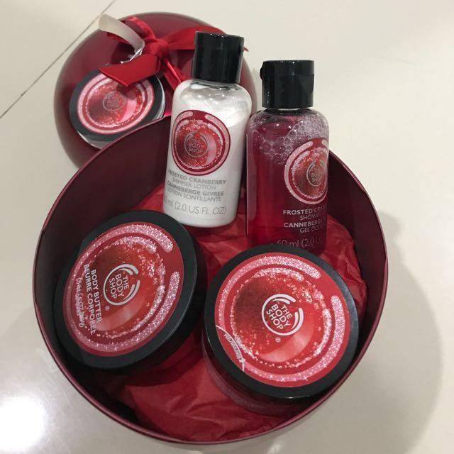 Cranberry Body Shop