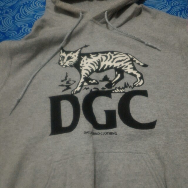 Daily Grind  Gray Hoodie XL (Repriced)