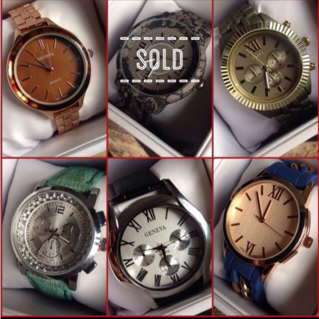 SALE! AUTH WATCHES FROM USA