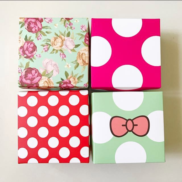 Diy Handmade Gift Box Present Box Design Craft Handmade Craft