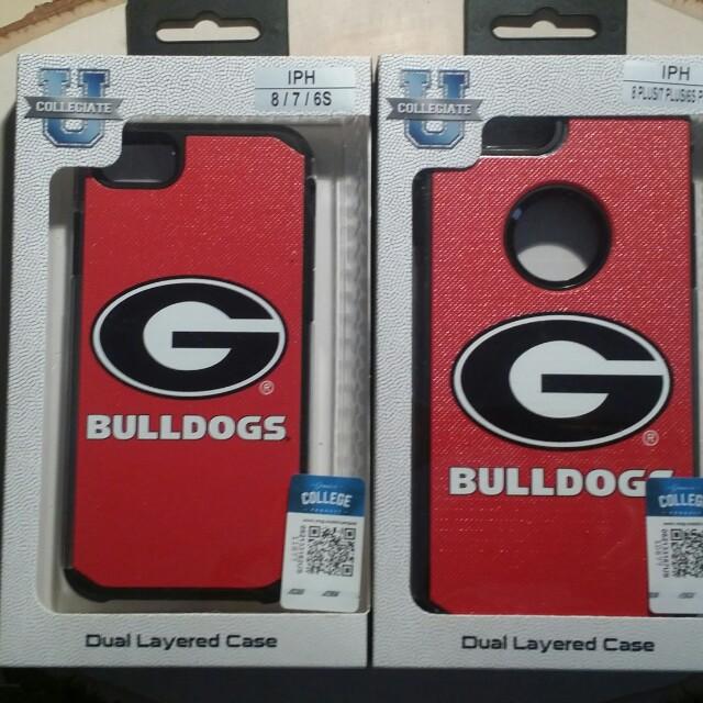 Georgia Bulldogs iPhone Cases