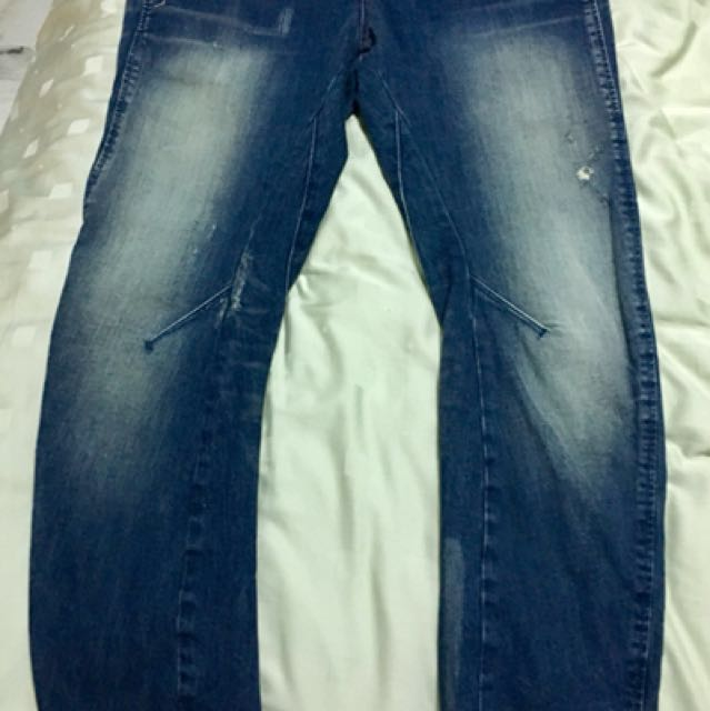 7ee668f3dd9 G-Star RAW Arc 3D Tapered Woman Jeans, Women's Fashion, Clothes ...