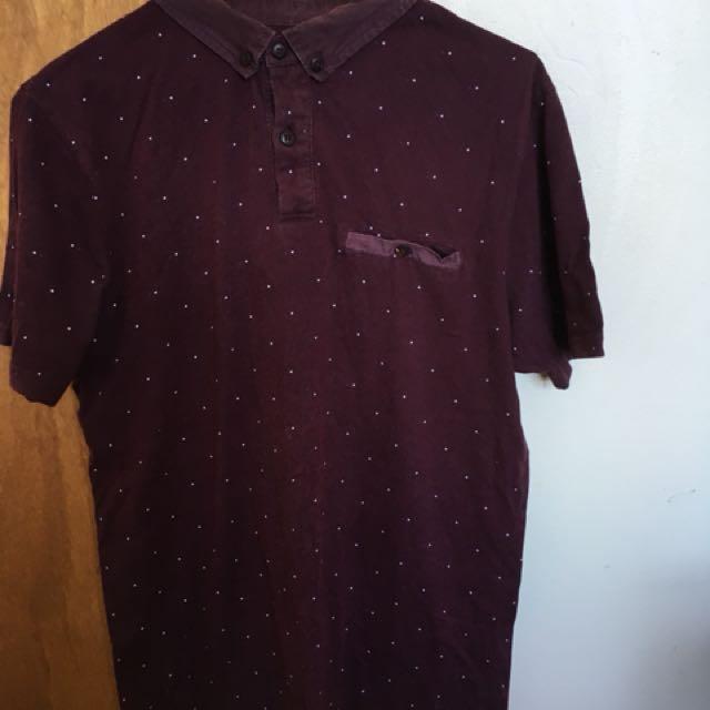 Hallensteins Dotted Shirt