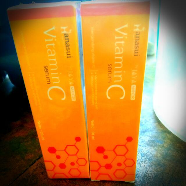 Hanasui Vitamin C Serum