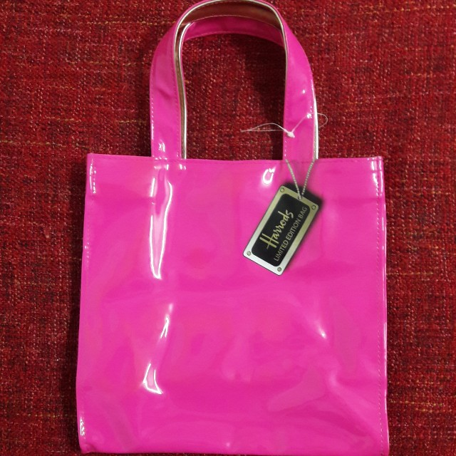 Harrod's Limited Edition Tote Bag