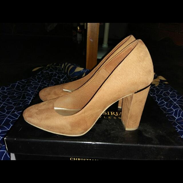 Heels Christian Siriano - Size 38 / 7