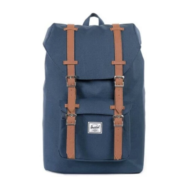 herschel tas ukuran 23,5l original, men's fashion, men's bags