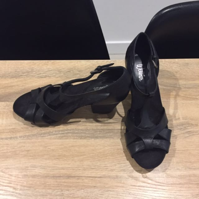 High Heels (Wittner's) Number 38