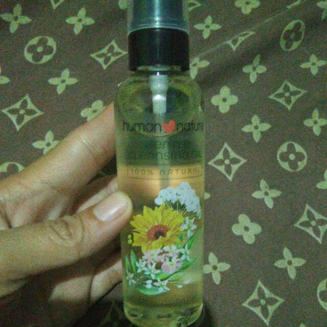 Human Nature Gentle Cleasing Oil