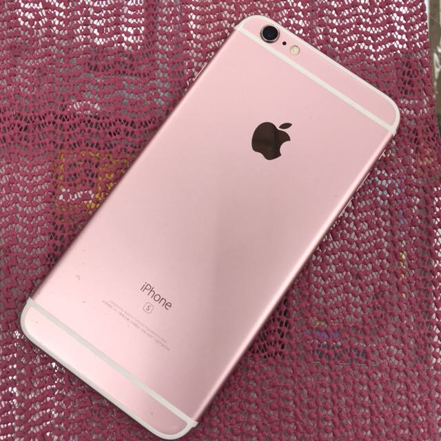 iPhone 6s Plus 128粉