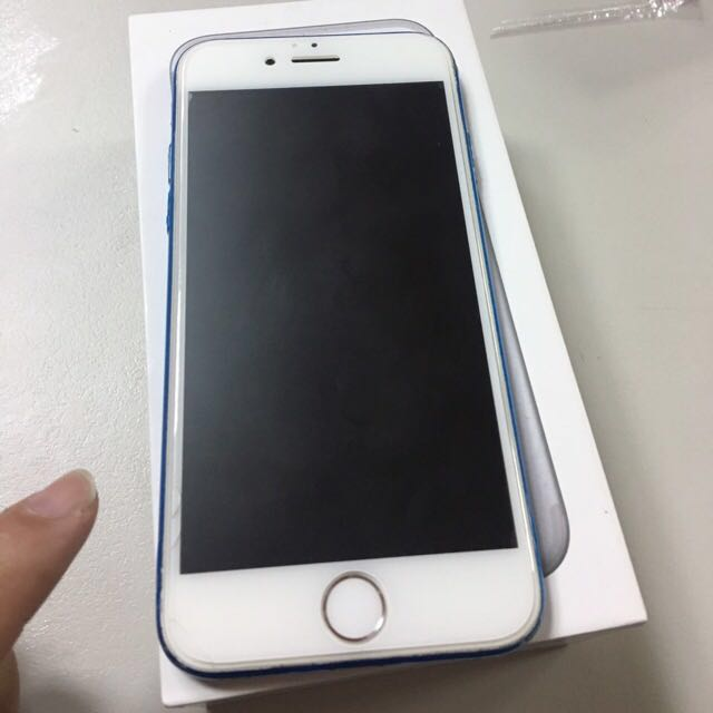 iPhone 7銀色32