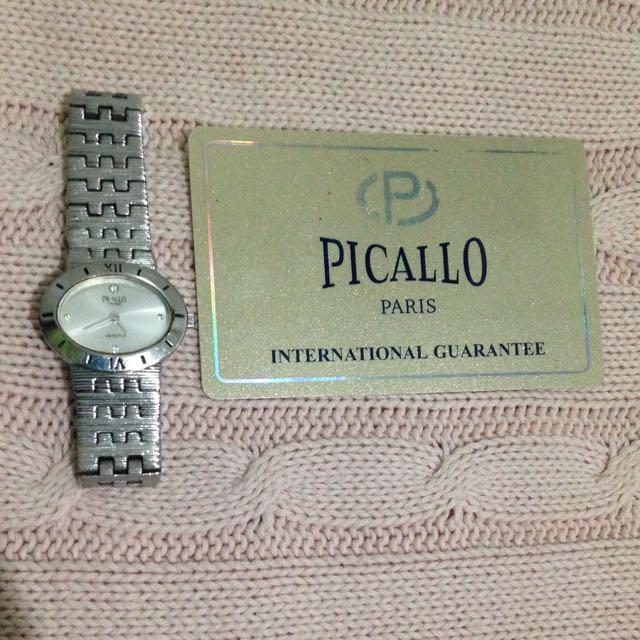 Jam tangan PICALLO PARIS Authentic