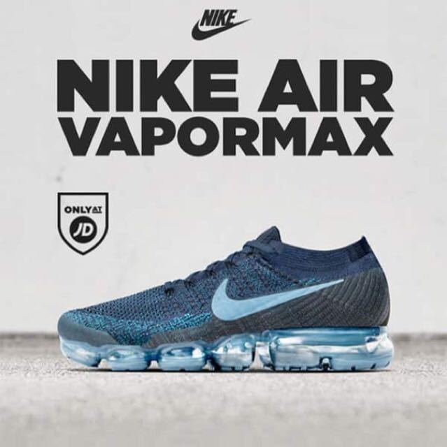quality design 12459 d2997 JD SPORTS Vapormax, Men's Fashion, Footwear on Carousell