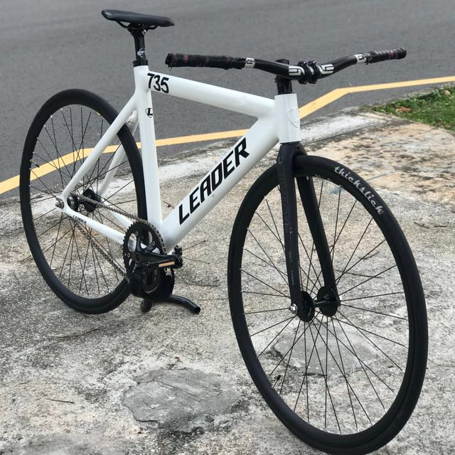Leader 735 Frameset, Bicycles & PMDs, Bicycles on Carousell