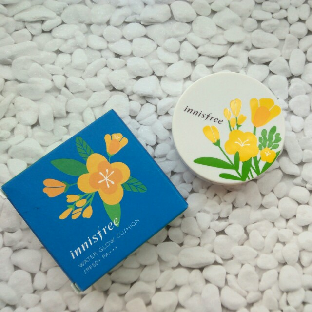 Limited Edition Innisfree Water Glow Cushion