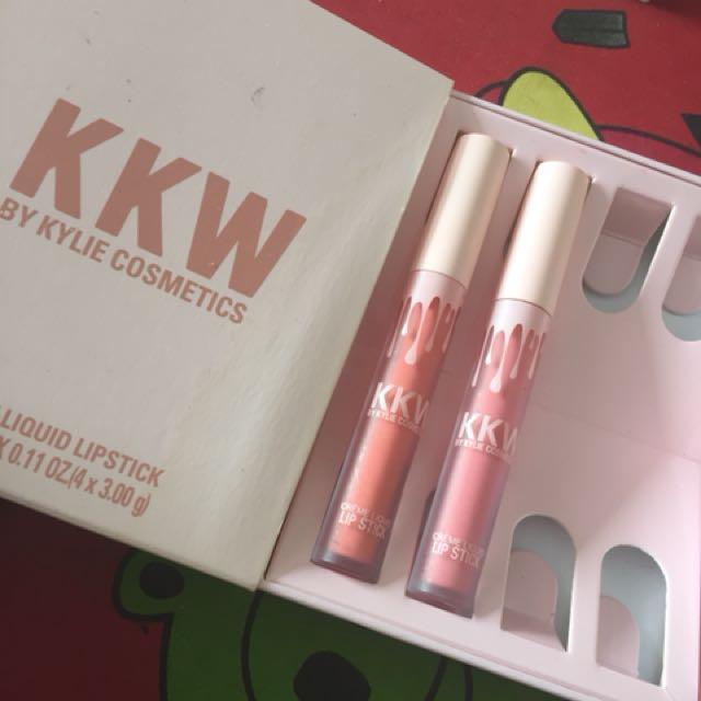 Lipstik kkw