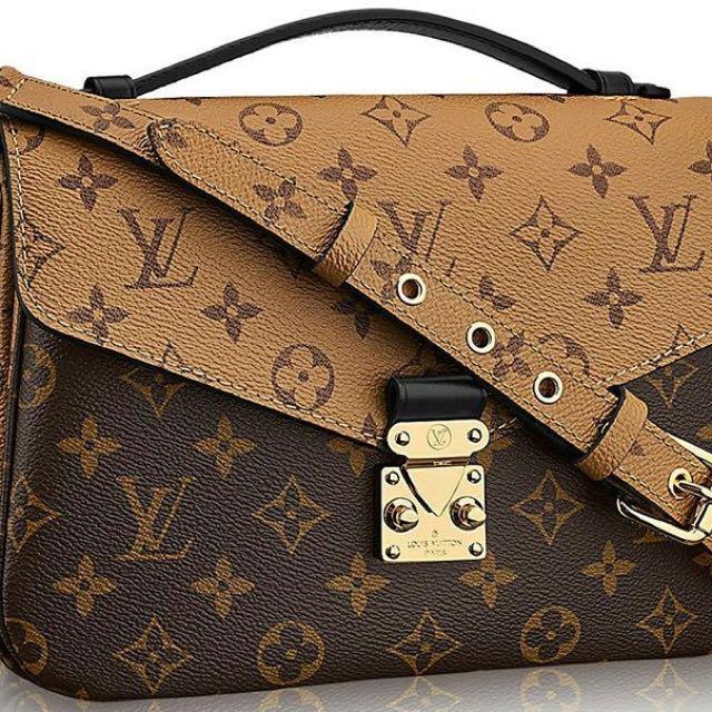 LV pochette metis handbag