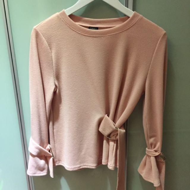 magnolia size s (bahan sweter, tali bisa di adjust)
