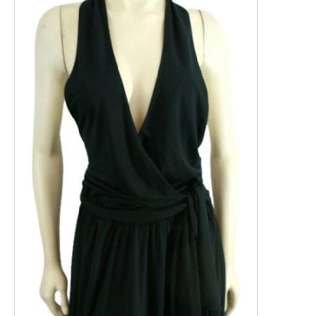 Marc Jacobs XS halter dress black excellent