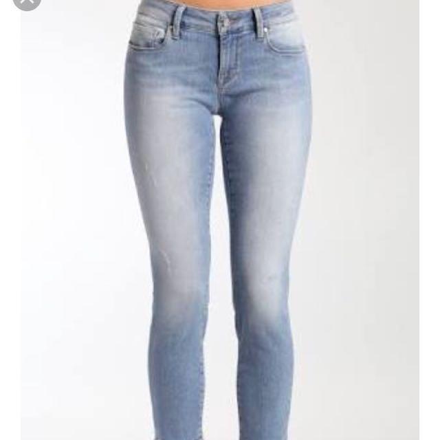 Mavi Low Rise Jeans