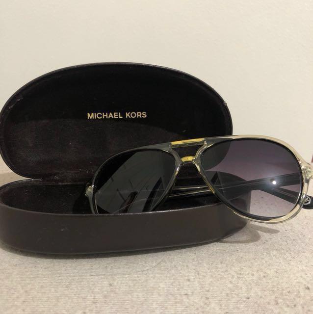 Michael Kors sunglasses with original case