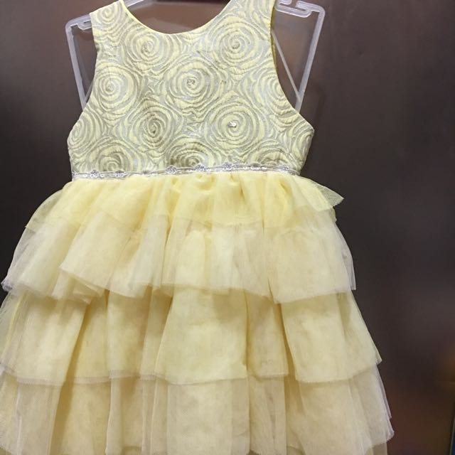 Modern Princess Formal Dress