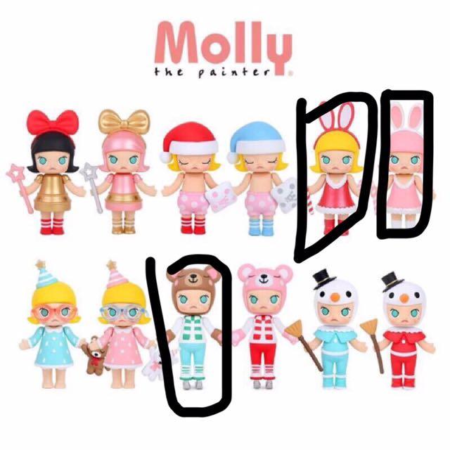 Molly 聖誕節