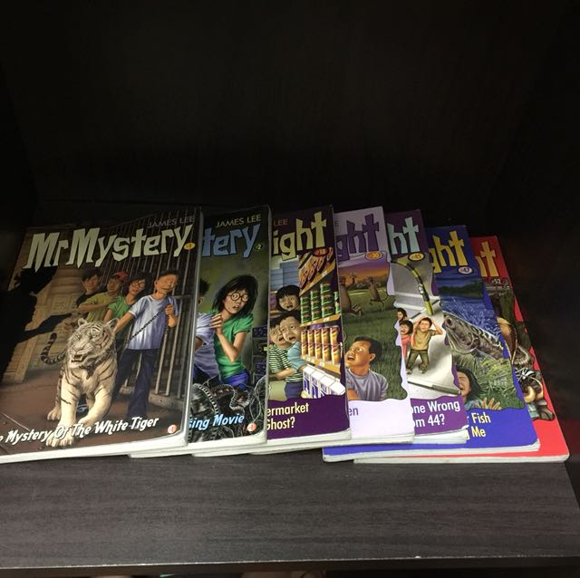Mr Mystery And Mr Nightmare Story Books Books Stationery Fiction On Carousell Get access to exclusive content and experiences on the world's largest membership platform for artists and creators. mr mystery and mr nightmare story books