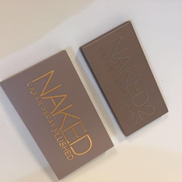 Naked Basics & Naked 2 Basics