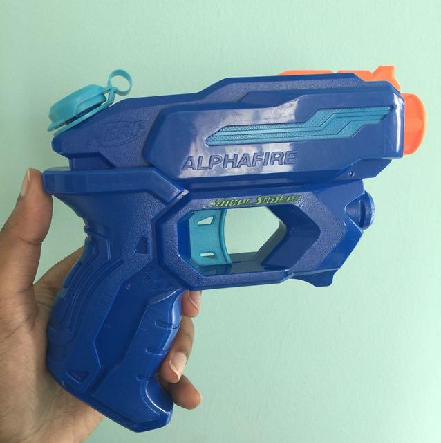 Super Soaker Water gun Nerf Firearm Weapon - water gun