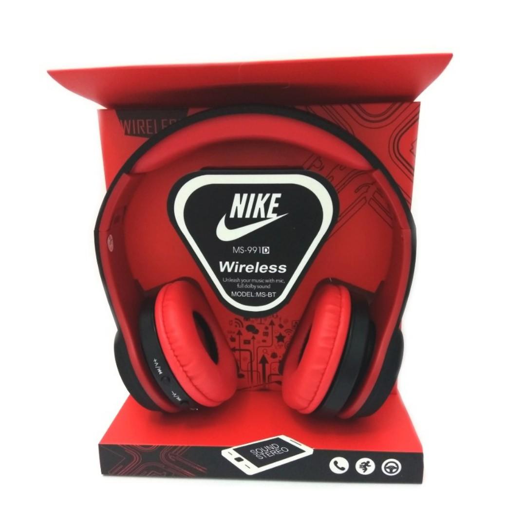 Nike Bluetooth Headphones Image Headphone Mvsbc