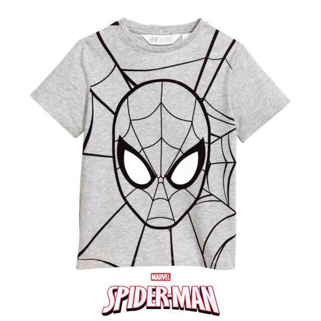 NEW! T-shirt H&M / Hnm Spiderman