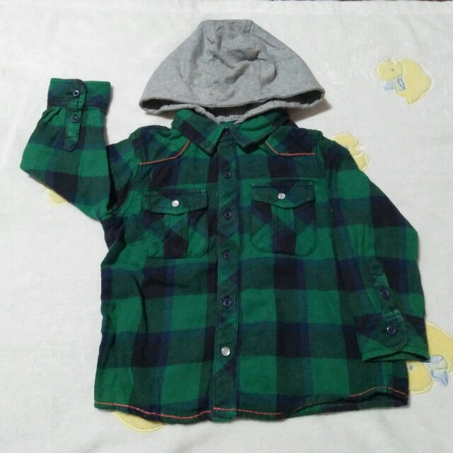 Next Jacket with Hood
