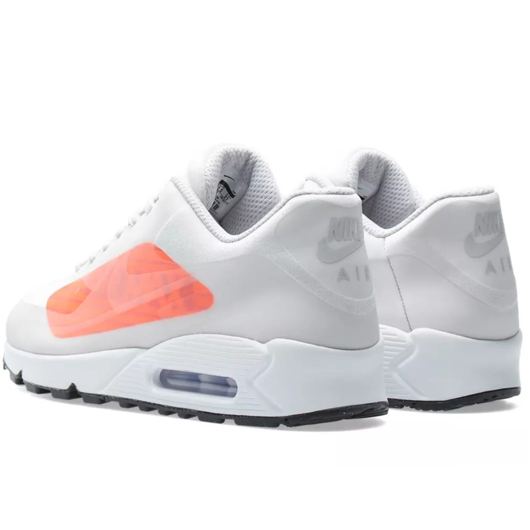 huge discount a02a7 d0e53 NIKE AIR MAX 90 NS GPX NEUTRAL GREY   BRIGHT CRIMSON, Men s Fashion,  Footwear, Sneakers on Carousell