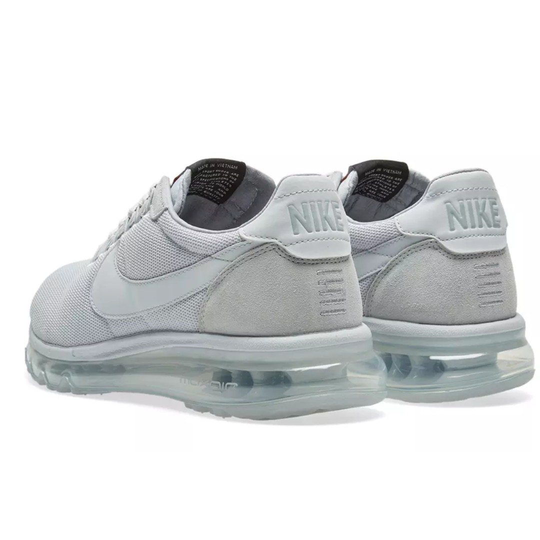 86bde969f4 NIKE AIR MAX LD ZERO PURE PLATINUM & COOL GREY, Men's Fashion, Footwear,  Sneakers on Carousell