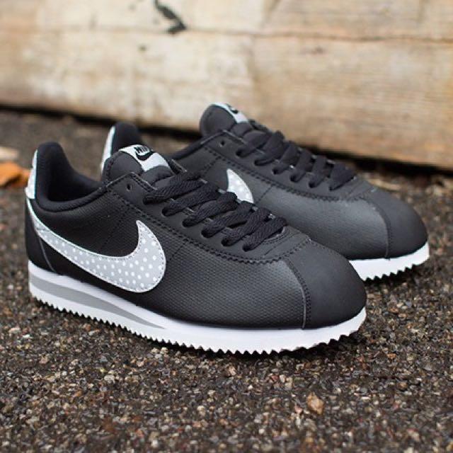 Nike Cortez Polka Dot / polkadot