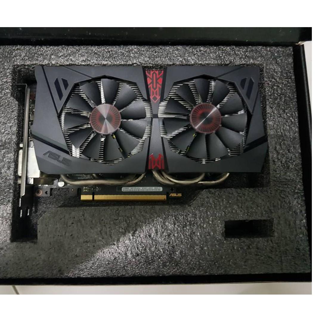 Nvidia ASUS STRIX GTX 960 4GB