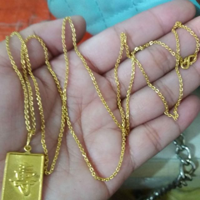 Old Design Chinese Gold Women S Fashion Jewelry On Carousell