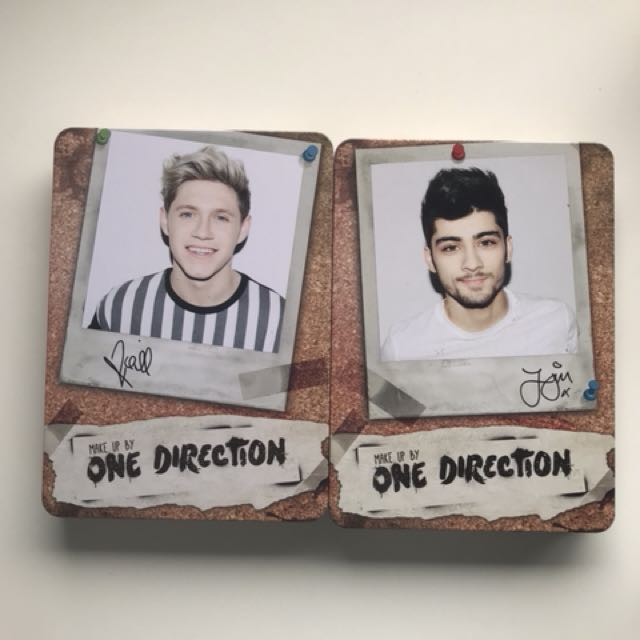 One direction makeup box