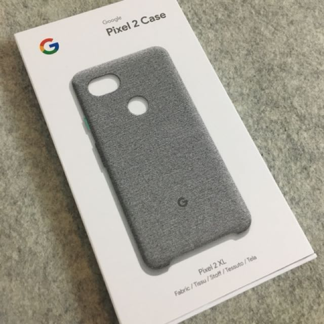 premium selection f3be4 35efb Pixel 2 XL Fabric Case (Cement)